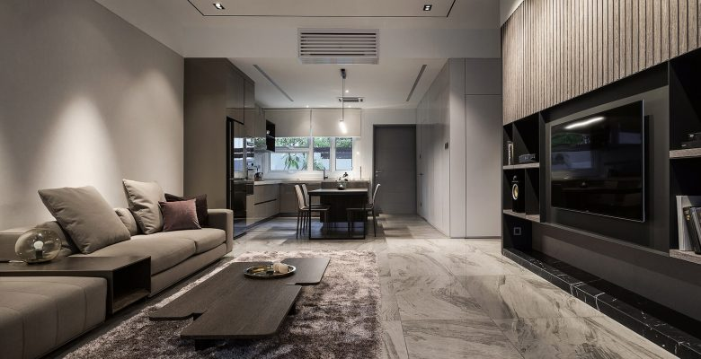 The Effect of Adding Different Colours to Interior Design