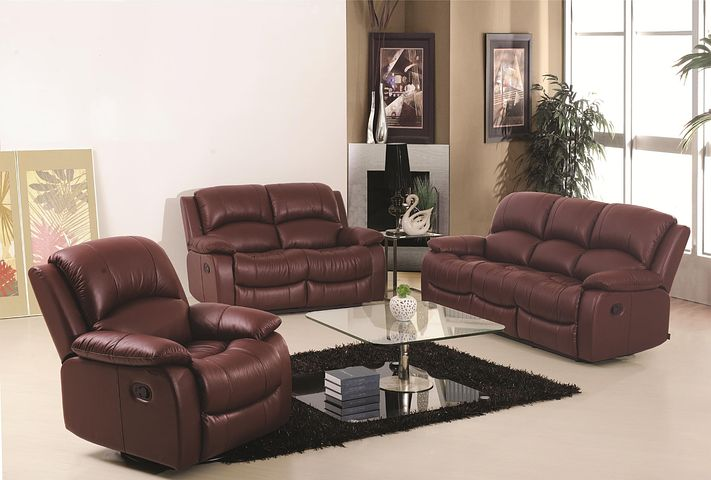 leather lounges