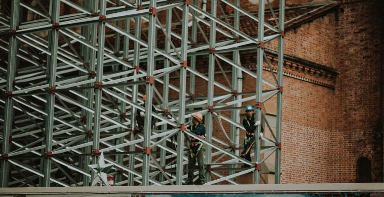 A Brief History Of Scaffoldings